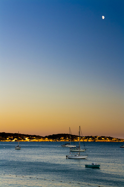 The Harbor Of Bandol
